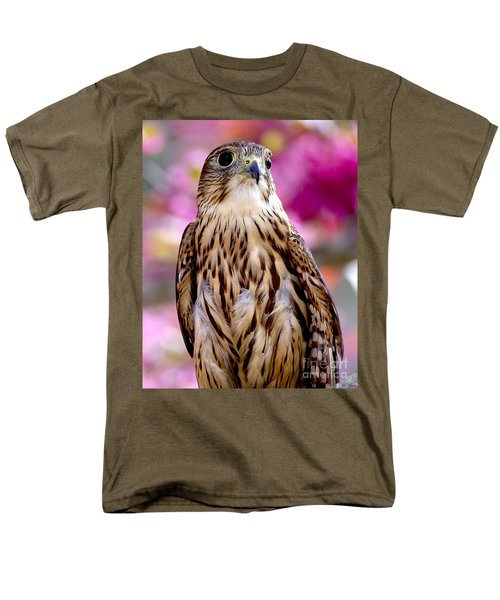 Feathered Wizard Men's T-Shirt  (Regular Fit)