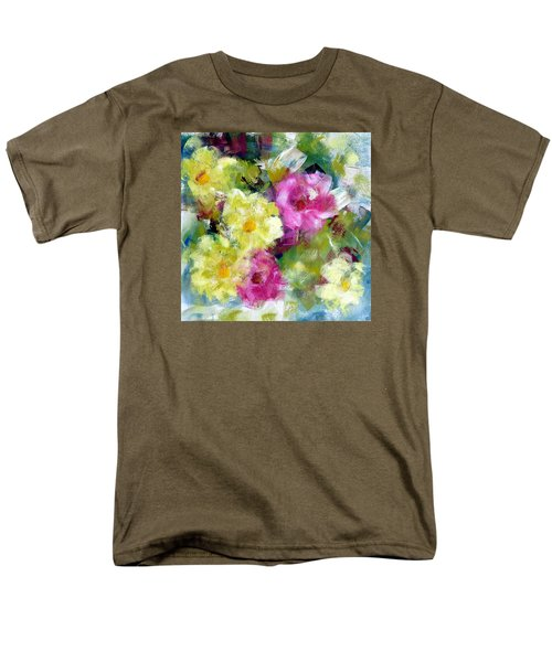 Felicidades Men's T-Shirt  (Regular Fit) by Katie Black