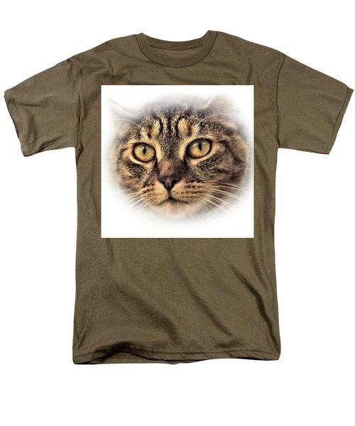 Men's T-Shirt  (Regular Fit) featuring the photograph Feline by Debbie Stahre