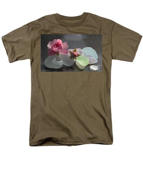 Feminine Men's T-Shirt  (Regular Fit) by Barbara McMahon