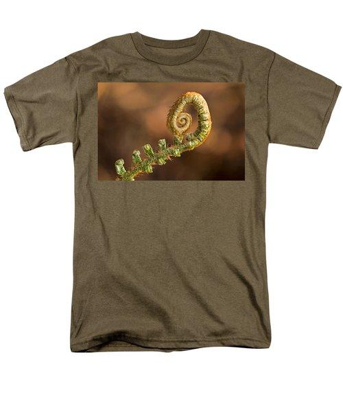 Fern Frond - 365-39 Men's T-Shirt  (Regular Fit)