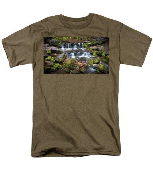 Fern Springs Men's T-Shirt  (Regular Fit)