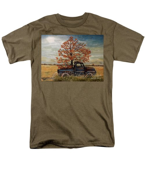 Field Ornaments Men's T-Shirt  (Regular Fit) by Judy Kirouac