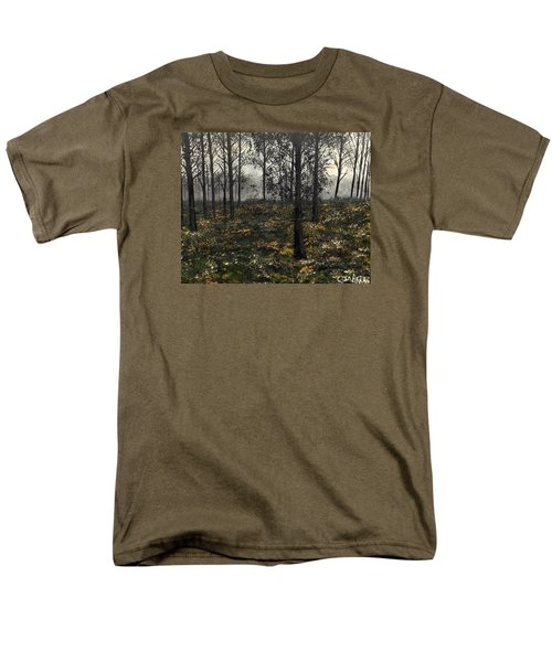 Find The Right Path Men's T-Shirt  (Regular Fit) by Lisa Aerts
