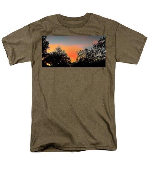 Firefly Men's T-Shirt  (Regular Fit) by Steve Sperry