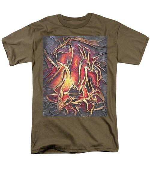 Firelight Men's T-Shirt  (Regular Fit)