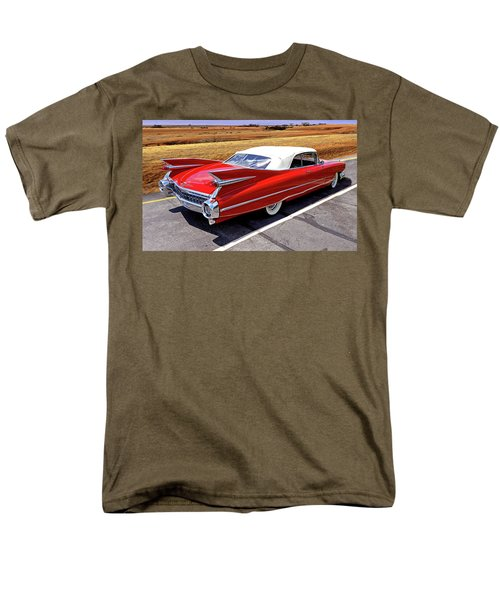 Men's T-Shirt  (Regular Fit) featuring the photograph Flamboyant Fifty-nine by Christopher McKenzie