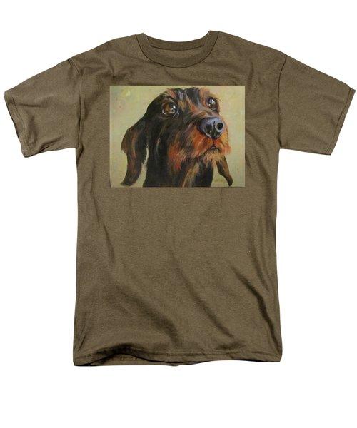 Flavi Men's T-Shirt  (Regular Fit) by Barbara O'Toole