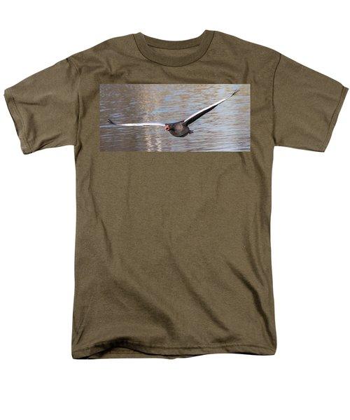 Flight Men's T-Shirt  (Regular Fit) by Sergey Simanovsky
