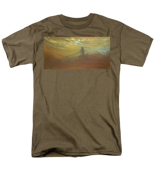 Float On Men's T-Shirt  (Regular Fit) by Jane See