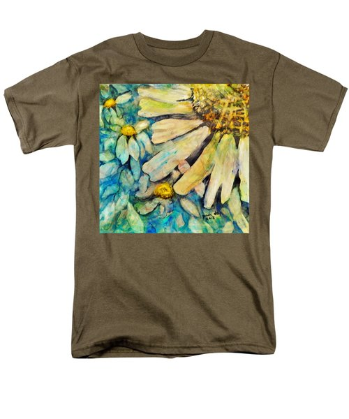 Floating Flowers Men's T-Shirt  (Regular Fit)