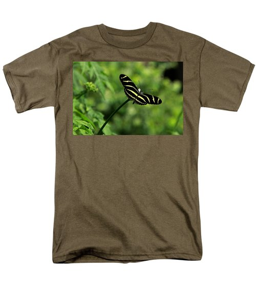 Florida State Butterfly Men's T-Shirt  (Regular Fit) by Greg Allore