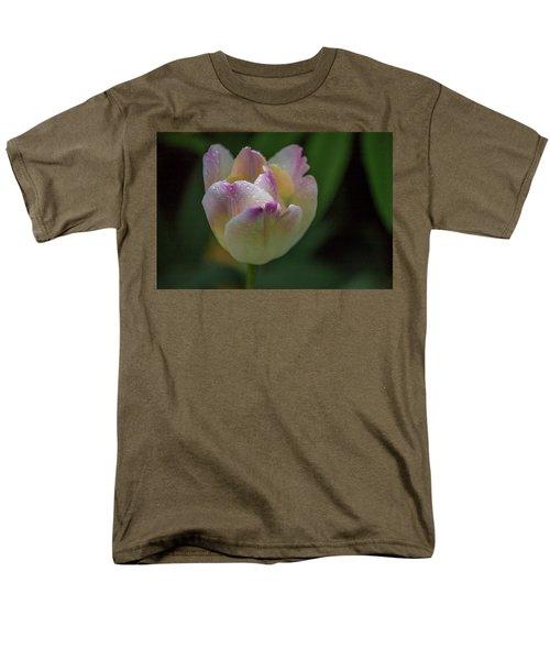 Men's T-Shirt  (Regular Fit) featuring the photograph Flower 654853 by Timothy Latta