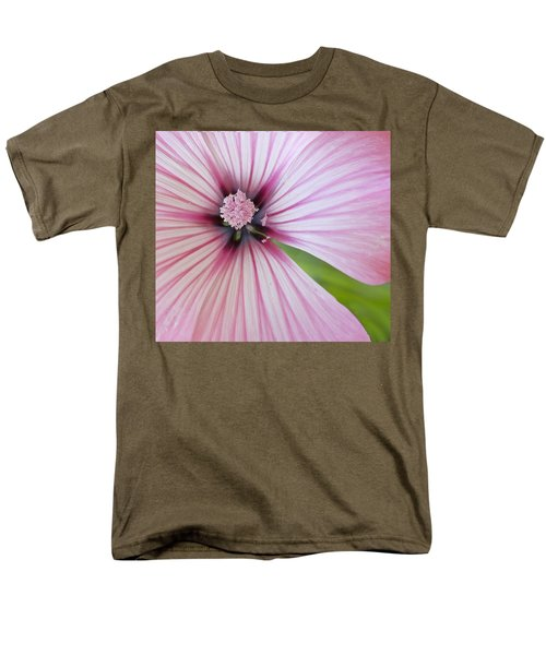 Flower Star Men's T-Shirt  (Regular Fit) by Elvira Butler