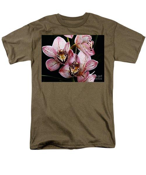 Flowers Of Love Men's T-Shirt  (Regular Fit) by Scott Cameron
