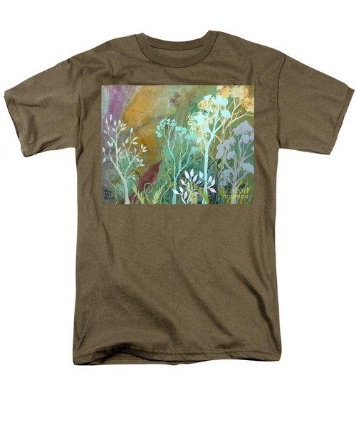 Fluent Men's T-Shirt  (Regular Fit) by Robin Maria Pedrero