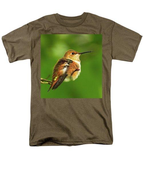 Fluff Ball Men's T-Shirt  (Regular Fit) by Sheldon Bilsker