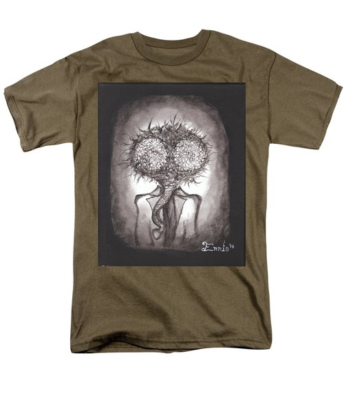 Men's T-Shirt  (Regular Fit) featuring the painting Fly Guy by Christophe Ennis