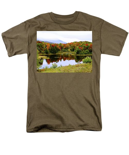 Foggy Day In Vermont Men's T-Shirt  (Regular Fit) by Joseph Hendrix
