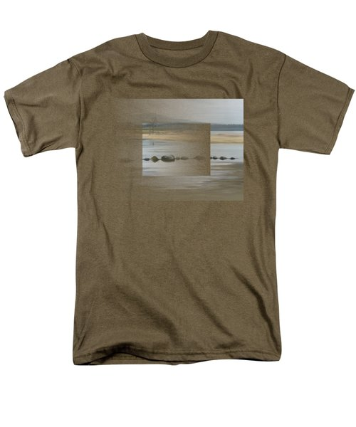 Foggy Day Men's T-Shirt  (Regular Fit) by Ivana