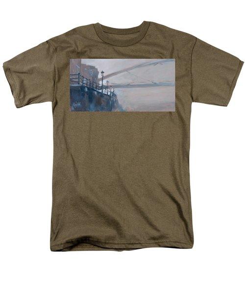 Foggy Hoeg Men's T-Shirt  (Regular Fit) by Nop Briex