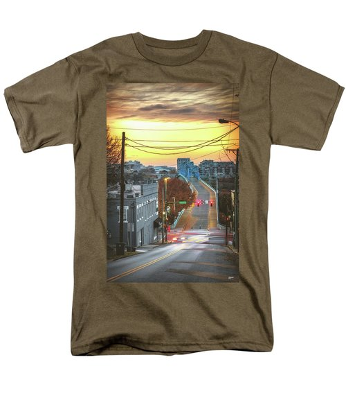 Forest And Frazier Men's T-Shirt  (Regular Fit) by Steven Llorca