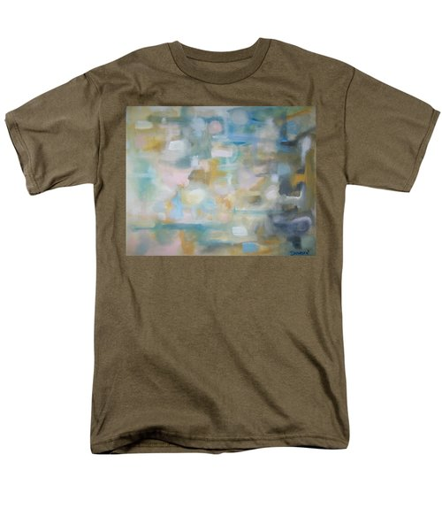 Forgetting The Past Men's T-Shirt  (Regular Fit) by Raymond Doward