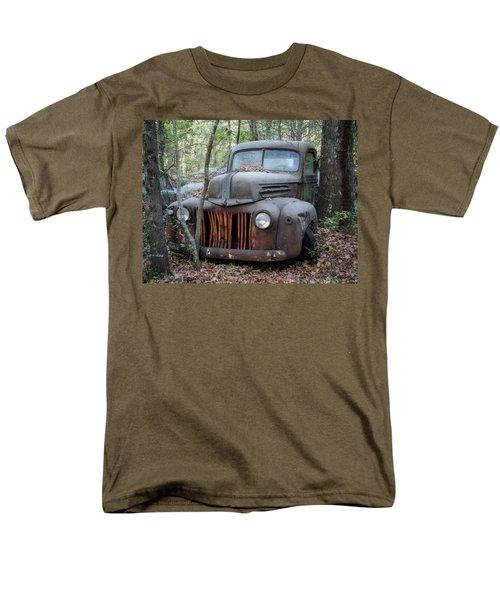 Forgotten Men's T-Shirt  (Regular Fit) by Patrice Zinck