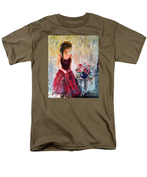 Forgotten Rose Men's T-Shirt  (Regular Fit)