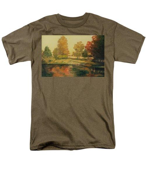 France I Men's T-Shirt  (Regular Fit) by Rick Nederlof