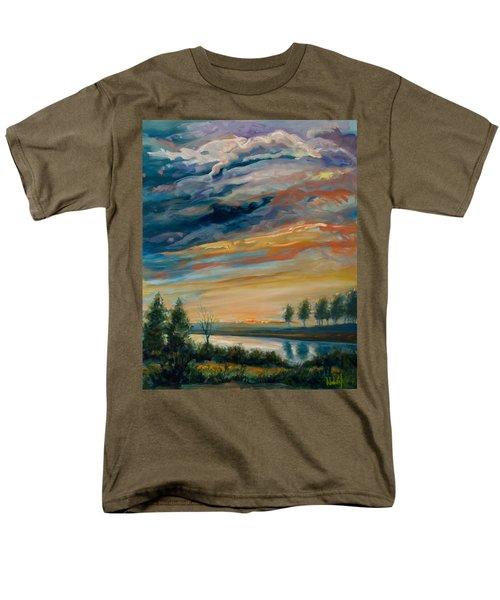 France IIi Men's T-Shirt  (Regular Fit) by Rick Nederlof