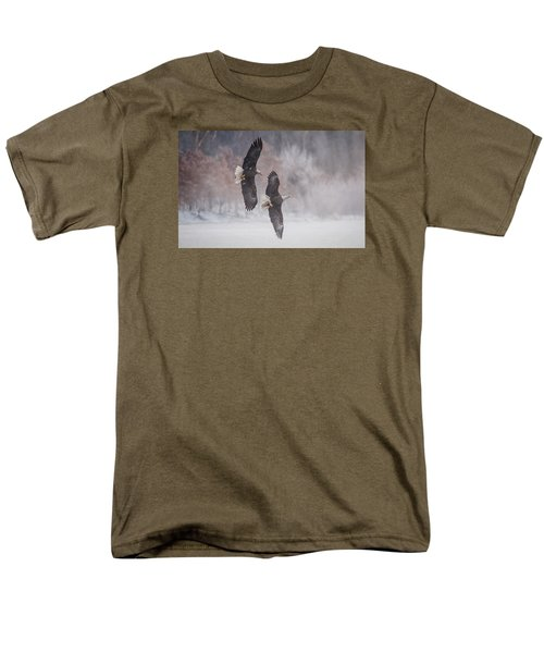 Men's T-Shirt  (Regular Fit) featuring the photograph Freedom by Kelly Marquardt