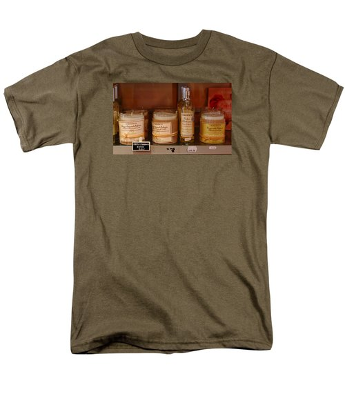 Men's T-Shirt  (Regular Fit) featuring the photograph French Scent by Richard Patmore