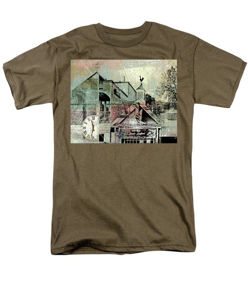 Men's T-Shirt  (Regular Fit) featuring the photograph Fresh Seafood by Susan Stone