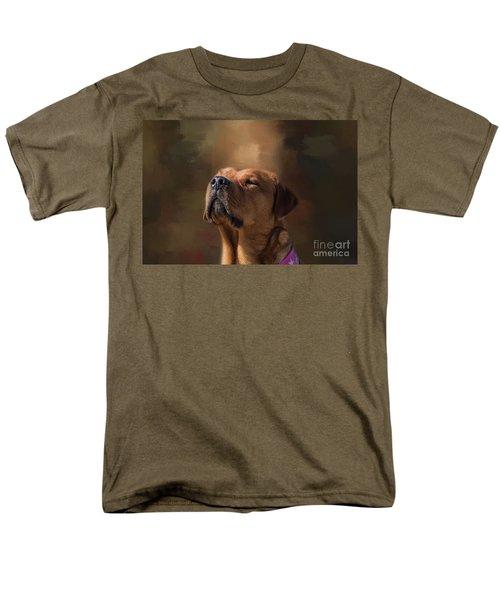 Frieda Men's T-Shirt  (Regular Fit) by Eva Lechner
