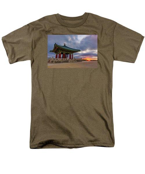 Friendship Men's T-Shirt  (Regular Fit) by Tassanee Angiolillo