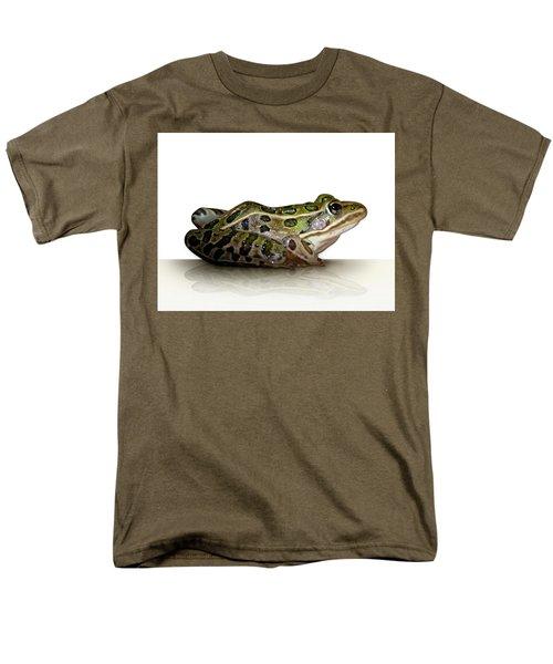 Frog Men's T-Shirt  (Regular Fit) by James Larkin