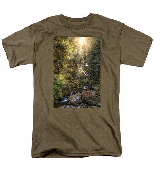 From Above Men's T-Shirt  (Regular Fit)