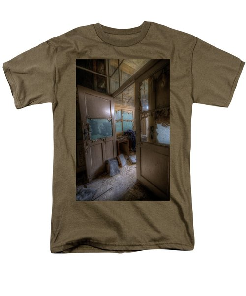 From Darkness Men's T-Shirt  (Regular Fit) by Nathan Wright