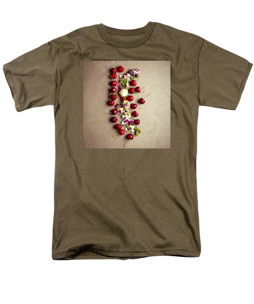 Fruit Art Men's T-Shirt  (Regular Fit) by Nicole English