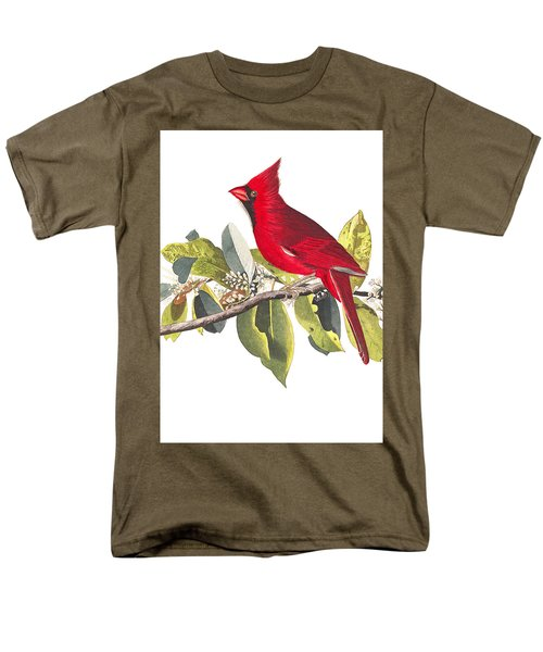 Men's T-Shirt  (Regular Fit) featuring the photograph Full Red by Munir Alawi