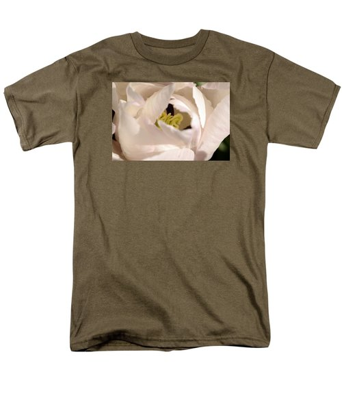 Men's T-Shirt  (Regular Fit) featuring the photograph Garden Dance by Wanda Brandon