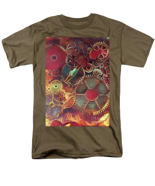 Gear Works Men's T-Shirt  (Regular Fit)