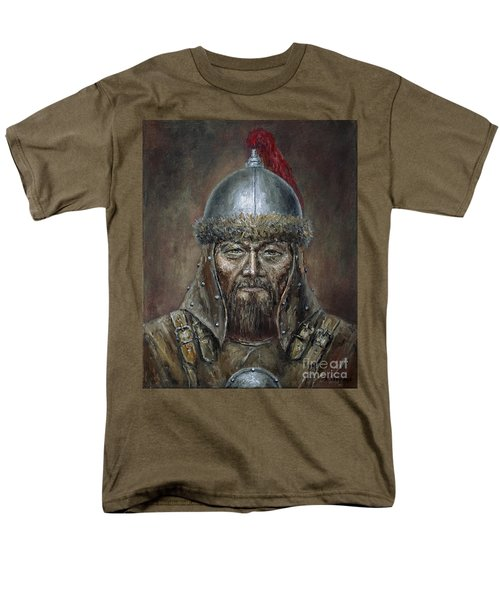 Genhis Khan Men's T-Shirt  (Regular Fit) by Arturas Slapsys