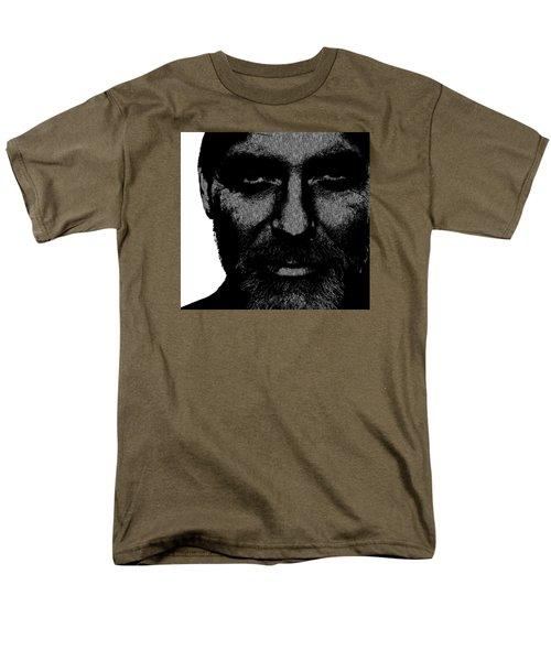 George Clooney 2 Men's T-Shirt  (Regular Fit) by Emme Pons