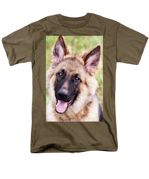 German Shepherd Dog Men's T-Shirt  (Regular Fit)