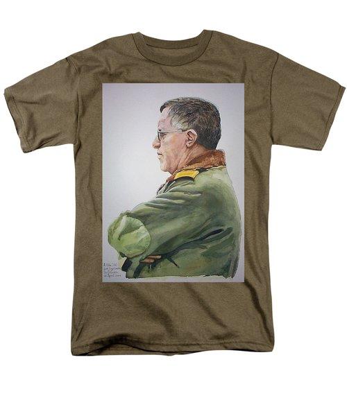 Gert Men's T-Shirt  (Regular Fit) by Tim Johnson