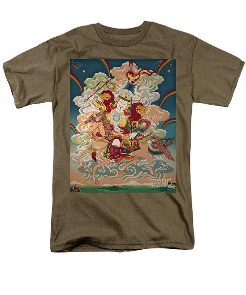 Gesar Gyalpo Men's T-Shirt  (Regular Fit) by Sergey Noskov