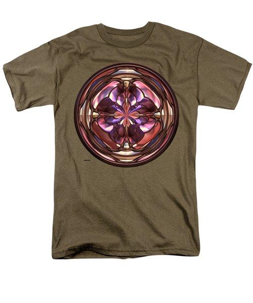 Glass Button 2 Men's T-Shirt  (Regular Fit) by John M Bailey