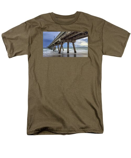 Gloomy Pier Men's T-Shirt  (Regular Fit)